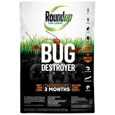 roundup 20 lbs roundup for lawns bug destroyer