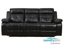 dual furniture. Dual Reclining Sofa Nirvana Black Furniture