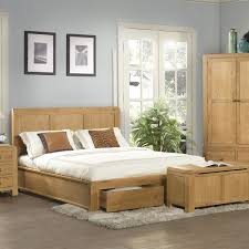 Bedroom Oak Furniture