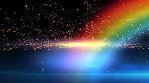 8k Background 8k Beautiful Rainbow Realm Remake 4320p Motion Background Youtube