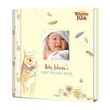 Baby Photo Album Books Baby Books Disney Baby