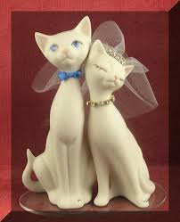 Cat Wedding Cake Toppers The Wedding SpecialistsThe Wedding