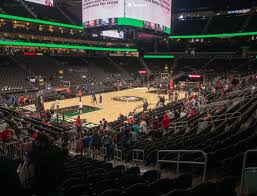 State Farm Arena Section 122 Seat Views Seatgeek