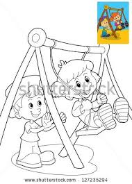 the page with exercises for kids coloring book make up ilration for the