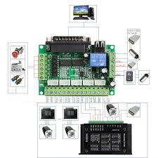 <b>CNC Router Kit</b> 3Axis, <b>3</b> pcs <b>TB6600</b> 4A stepper motor driver + ...