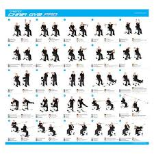 Chair Exercise Bands Exercises Chart Chair Exercises