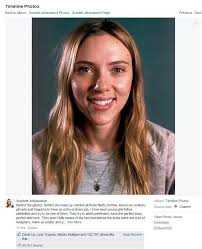 scarlett johansson i fancy her too without makeup