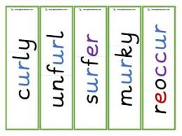 Note how we organize the letter columns below each cvc word in these power phonics worksheets. Ur Phonics Worksheets And Games Galactic Phonics