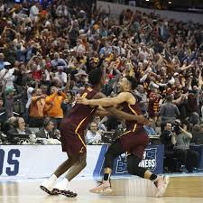 Reaction: Porter Moser, Donte Ingram and Marques Townes on Loyola's  dramatic win - Mid-Major Madness