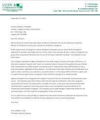 Volunteer Award Nomination Letter Samples Ataumberglauf Verbandcom
