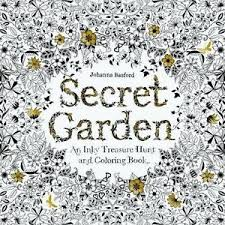 image is loading secret garden inky trere hunt coloring book johanna
