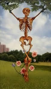 saatchi art artist naive john painting human vs mother nature