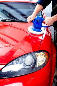 車を磨く。 の写真素材・画像素材. Image 10757100.