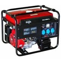 <b>Бензиновый генератор ELITECH БЭС</b> 6500 Д (5000 Вт ...