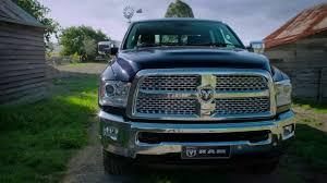 Ram Trucks Australia introduce the Legendary American Pickup - YouTube