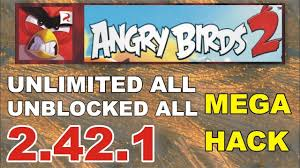 Angry Birds 2 Hack MOD APK 2.42.1 Anti Ban [ Angry Birds 2 MOD APK  Unlimited Gems and Energy 2020 - YouTube