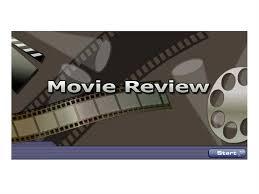 how do i write a movie review better life