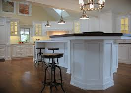 Designer Kitchens Potters Bar Islands By Medallion Style Potters Mill In Cherry With A Wheat