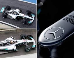 f1 new car releaseMercedes F1 2017 launch First pictures of new car ahead of