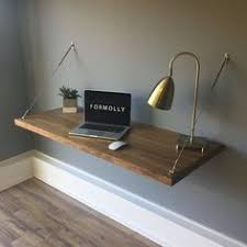 23+ DIY Computer Desk Ideas That Make More Spirit Work. Wall Mounted  TableWall ...