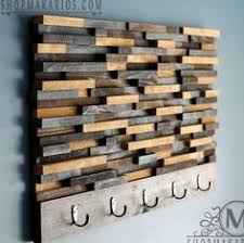 Reclaimed Wood Wall Coat Rack Glass Wave Coat Rack Coat racks Rustic coat rack and Wall coat rack 54