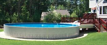 above ground pool on concrete cement pad for above ground pool round designs above ground pool above ground pool