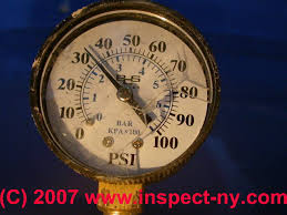 water pressure gauge installation. water tank pressure gauges, location, installation, use, repair use a gauge to measure or monitor building adjust installation o
