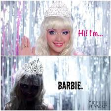 finishing up my barbie gone wrong tutorial makeup beauty 2016