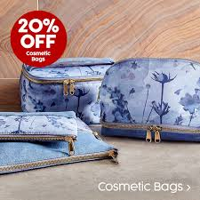20 off cosmetic bags exclusions apply cosmetic bags
