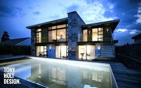 Build And Design A House Tony Holt Design Self Build Design For Contemporary New