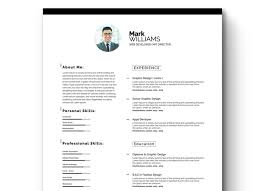 Cv Resume Template Beauteous 48 Best 48's Creative ResumeCV Templates Printable DOC
