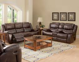 Reclining Living Room Furniture Sets Kenwood Reclining Sofa And Loveseat Set Motion Living Room Furniture