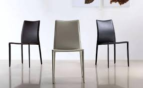 leather dining room chairs astonishing genuine with additional black uk