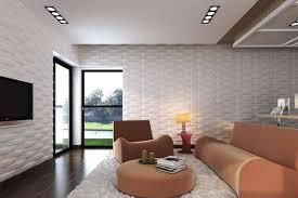 O revestimento das paredes de&nbsp. 39 Modelos De Parede De Gesso Dicas De Como Aplicar Gesso Na Parede