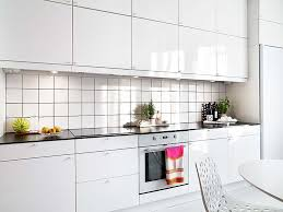 White Kitchen Modern 25 Modern Small Kitchen Design Ideas