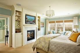 Awesome Master Bedroom Ideas With Fireplace(58)