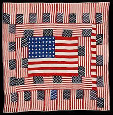 The Quilt Index & Flag Quilt (1979) Adamdwight.com
