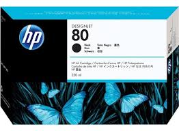 <b>HP 80</b> 350-ml <b>Black DesignJet</b> Ink Cartridge - <b>HP</b> Store Canada