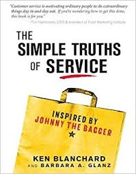 The Simple Truths Of Service Inspired By Johnny The Bagger Ken