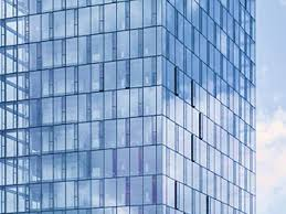 Modern glass faades: air conditioning and energy production included