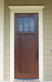 exterior door molding kit. simple trim.. for around the doors in my house! front door trimsfront exterior molding kit d