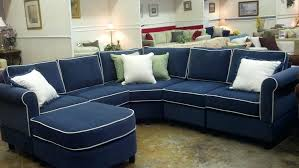 preferred navy sectional sofas sectional sofa velvet sectional couch compact wy31