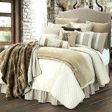 lodge style duvet covers the fairfield lodge bedding set will add a luxurious mixture of simplistic
