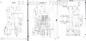 1992 arctic cat 700 wildcat wiring diagram