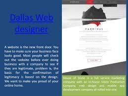 Dallas Web Design Web Design Company Dallas