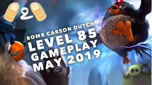Angry Birds Evolution Bomb Carson Dutch Event Level 85 Gameplay 2019 May -  YouTube