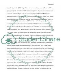 the life and achievements of mao zedong essay example topics and  the life and achievements of mao zedong essay example