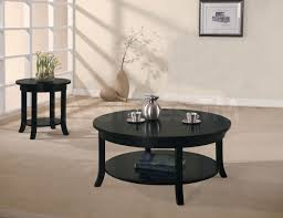 ... Coffee Table, Cool Black Coffee And End Table Sets Milford Black Finish Coffee  Black Glass ... Home Design Ideas