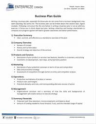 Best Business Plan Sample Pdf Example Template Good Plans Examples