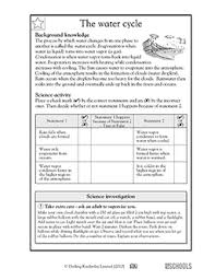 What is Precipitation    Science week  What is and Worksheets in addition  likewise 6th Grade The Water Cycle    Ms  Sylvester's Science Page furthermore  together with  likewise Quiz   Worksheet   Vapor Pressure   Study together with 12 best meterology images on Pinterest   Teaching science  Weather furthermore States of Matter Experiment   Activity   Education additionally  additionally  besides . on water vapor science worksheets for grade 5